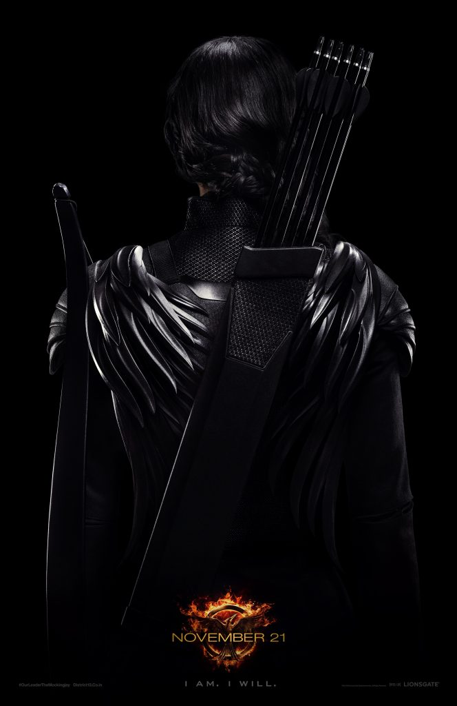 Official Mockingjay Poster